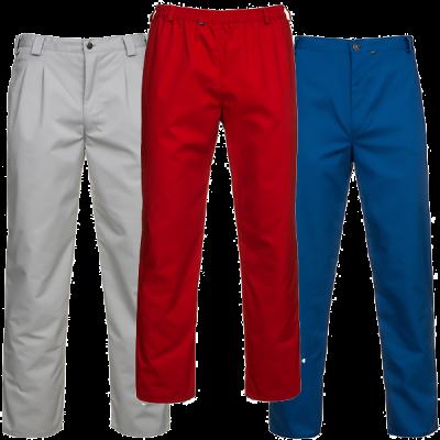 Spodnie robocze do pasa